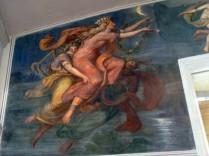 Wandbild, Neues Museum Berlin (Vergrößern: unten rechts klicken).